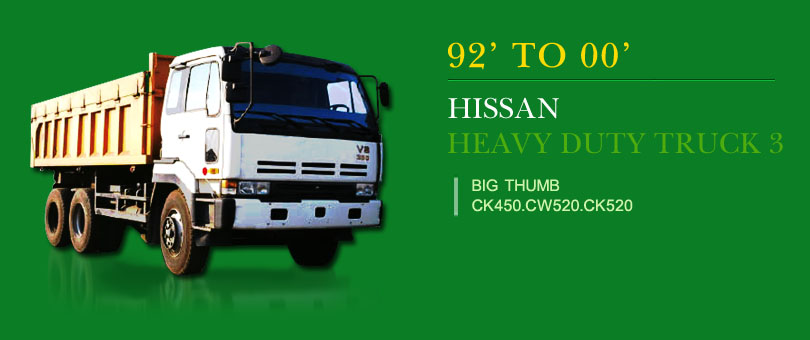 H3/BIG THUMB/CK450.CW520.CK520/1992'